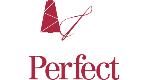 Seams Sew Perfect Logo White